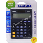 Calcolatrice Elettronica MS-8VERII Casio