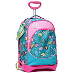 Trolley Jack Junior Azzurro SJ High Tech Gang Girl Seven