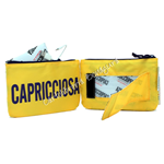 Bustina Power New C/Finestra Touch Yellow Capricciosa