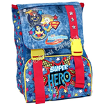 Zaino Sdoppiabile DC Super Hero Girl