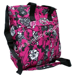 Shopping Bag Fucsia  All Over Comix